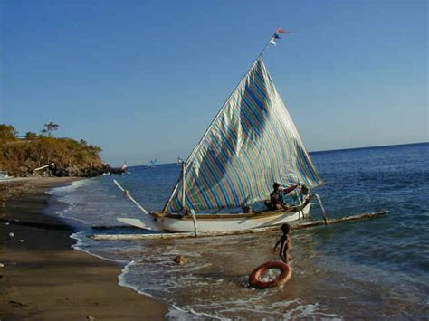 fishing boat bali balinese boats