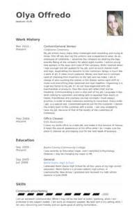 Sample General Resume general worker resume samples visualcv resume samples database