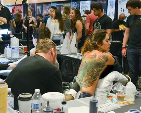 seattle tattoo expo the coolest and craziest tattoos from the seattle