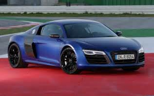 Audi R8 Specs V10 2014 Audi R8 V10 Plus Front Side View Photo 2