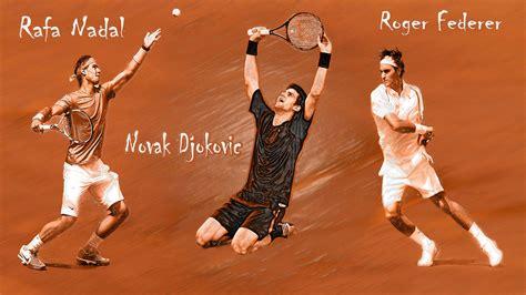 federer best federer nadal djokovic best tennis player netivist