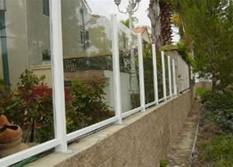 Glass Fence Contractor Orange County, CA   Glass Deck