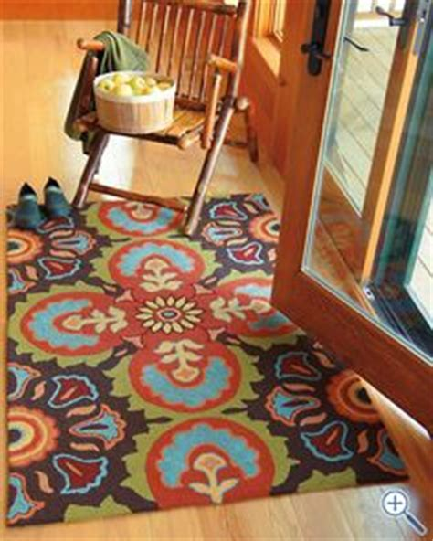 talavera tile rug mcw on industrial interiors wool rugs and throw pi
