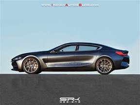Bmw S Series Bmw 8 Series Gran Coupe Rendered Again
