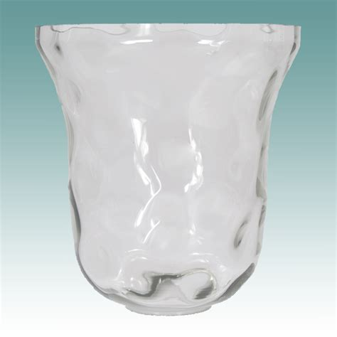7804 clear glass neckless shade glass lampshades