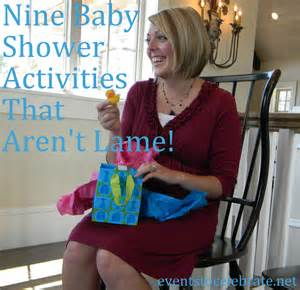 baby shower activity ideas baby shower activities events to celebrate
