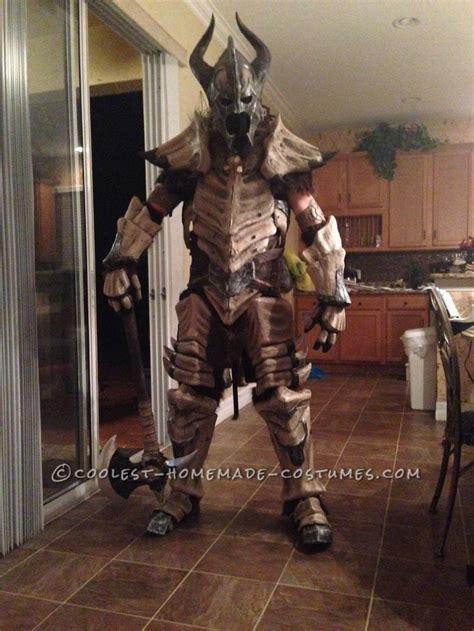 skyrim dragonbone armor costume to be dragonbone armor