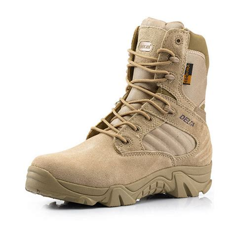 Army Shoes tactical boots desert combat outdoor army hiking
