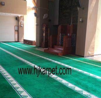 Karpet Gunung karpet masjid raya tangkuban perahu pusat karpet masjid