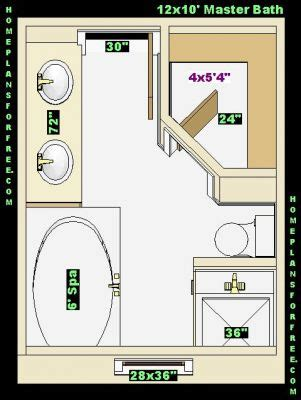 10 x 12 bathroom layout free bathroom plan design ideas master bathroom design