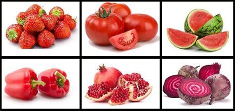 imagenes de verduras rojas consumo de frutas rojas y verduras reduce colesterol pulsodf
