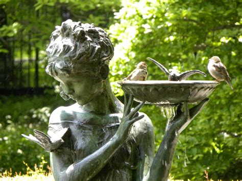 Statue Garden by Inside Mandy S Quot Secret Garden Quot Exclusive With