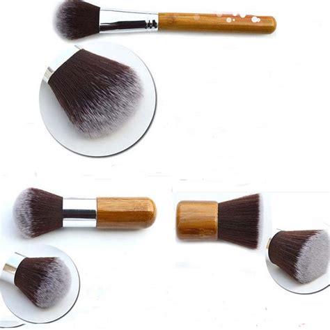 new 11 pcs wood handle makeup cosmetic eyeshadow