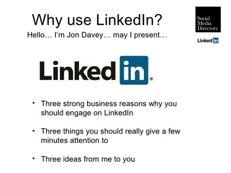 Course On Businesses What You Should by Why Use Linkedin