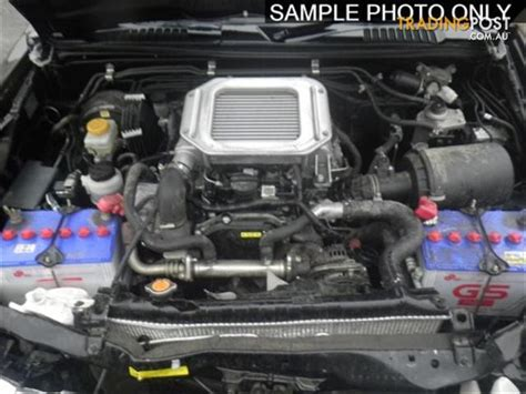 nissan navara  yd turbo diesel engine