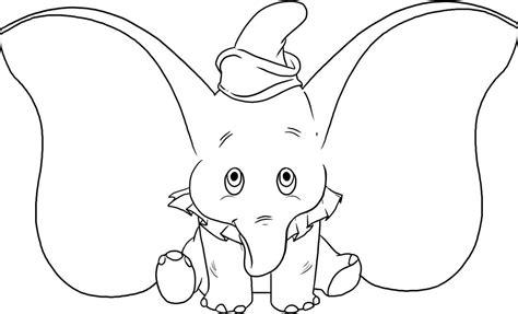 orejas de elefante para colorear dibujos para dibujar grandes dibujos para dibujar