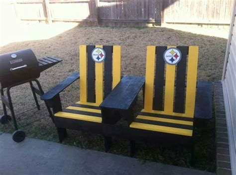 pittsburgh steelers bean bag chair 1000 images about steelers on