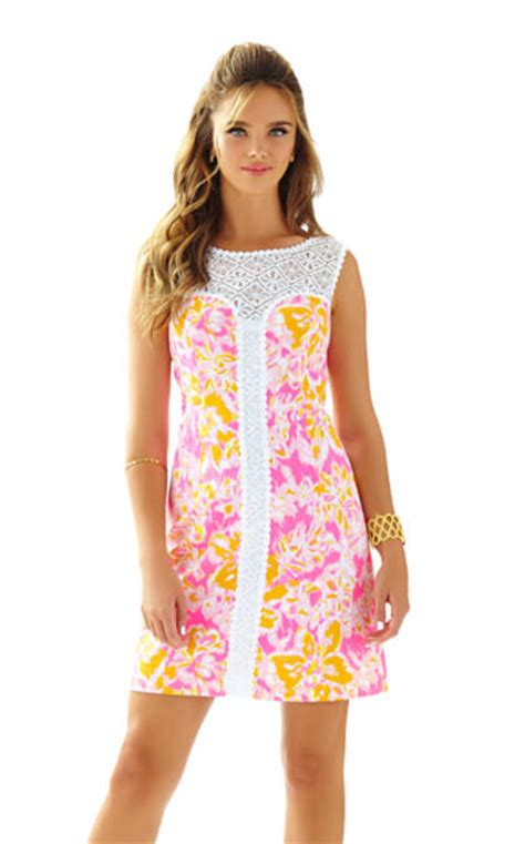Bt8868 Pink Sofia Mini Dress lilly pulitzer matching dresses