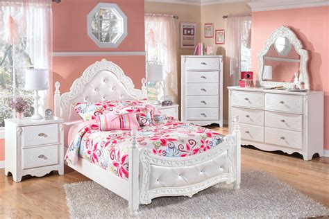 ashley exquisite bedroom set exquisite poster bedroom set from ashley asl b188 71 82n