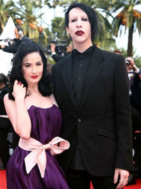 Dita Teese Is Not Friends With Ex Marilyn by Which Came Between Dita Teese And Marilyn