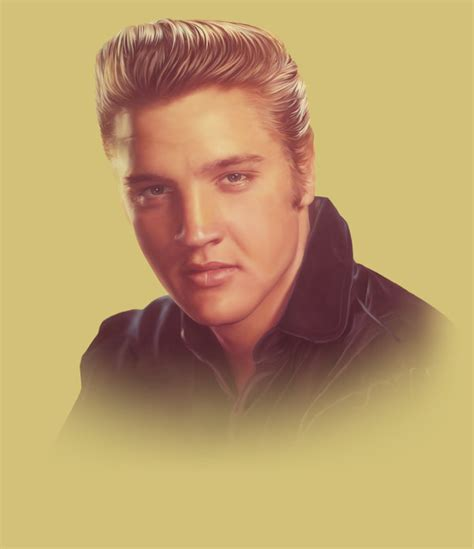 what kind of black hair dye did elvis use elvis by diesel704 on deviantart
