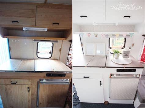 25 best ideas about caravan renovation on