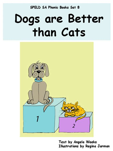 why dogs are better than cats why cats are better than dogs persu