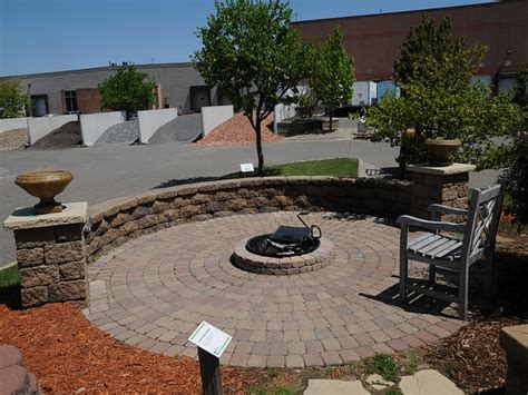 Patio Link by Paver Patio Pit Pit Landscaping Patio And