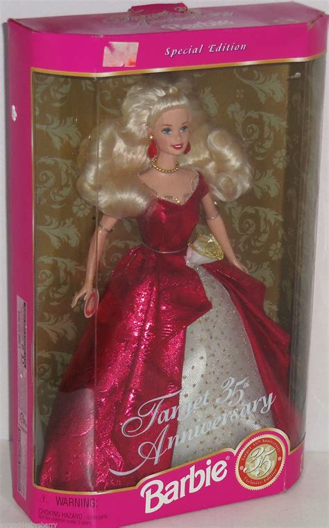 What Does Target Look For In A Background Check Doll Target 35th Anniversary 1997 Special Edition Retired Nrfb Store Exclusives