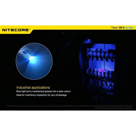 Senter Mini Termurah Nitecore Bl Blue Light Usb Rechargeable nitecore bl blue light usb rechargeable keychain