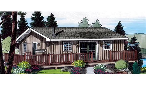 House Plans Waterfront by Small House Plans Storybook Cottage Small Cottage House