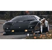 Carscoops  Lamborghini Countach