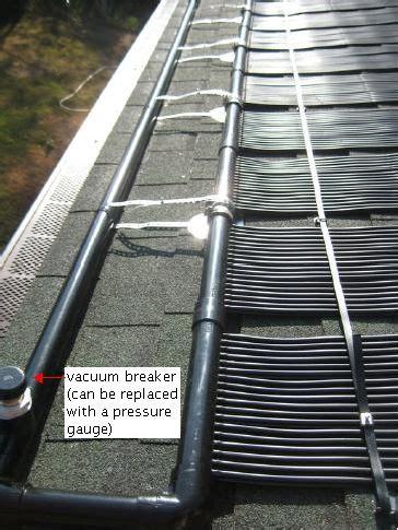 diy rooftop solar diy solar pool heating in seattle