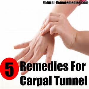 home remedies for carpal tunnel 5 powerful herbal remedies for carpal tunnel how to