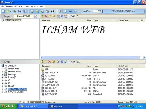 Membuat File Iso Game Ps2 | ilham web free download ultra iso full version dan