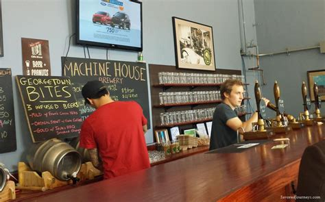 Machine House Brewery by A Food Tour Of Seattle S Georgetown Neighborhood Savored