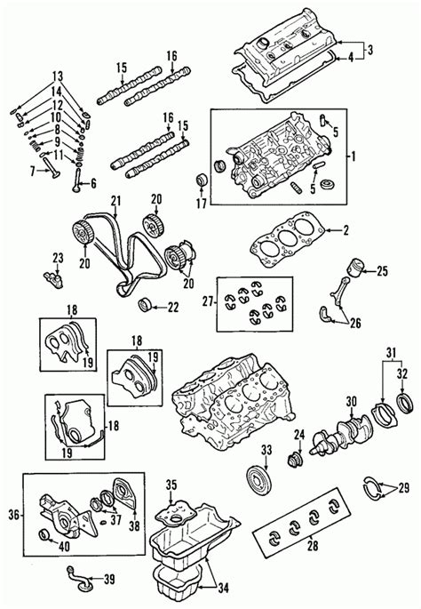 2004 kia sorento engine diagram wiring diagram
