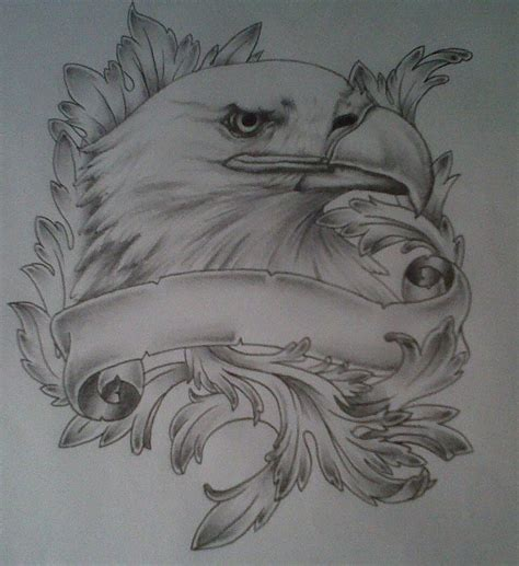 hawk tattoo design eagle hawk design by tattoosuzette on deviantart