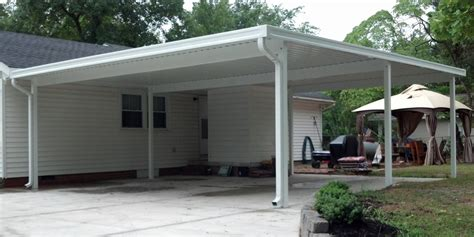 Aluminum Car Port by Carport Aluminum Carport Awnings