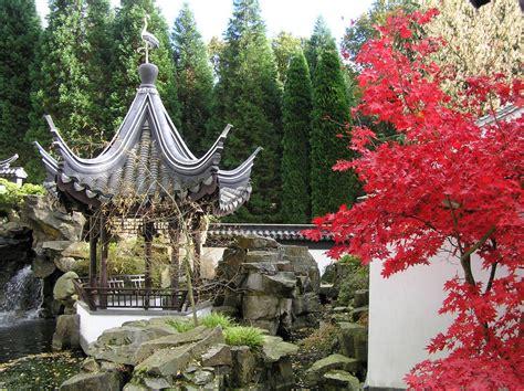 japanischer garten rub rub chinesischer garten foto bild landschaft garten
