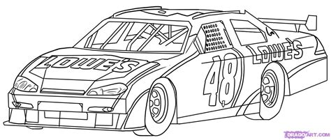 nascar coloring pages free nascar coloring pages printable