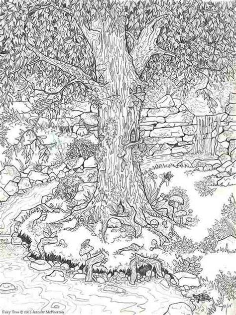 12 Garden Flowers Printable Coloring Pages For Adult Garden Of Coloring Pages