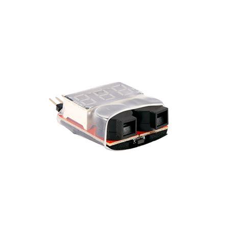 2 In 1 Lipo Monitor Buzzer High Quality lipo voltage checker and buzzer go4carz