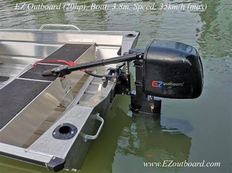 electric boat engine prices electric propulsion outboard ezoutboard ez outboard