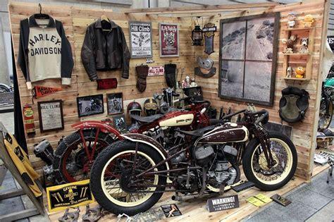 Oldtimer Motorrad Garage by Pin H R Dobler Auf Harley Davidson History 1