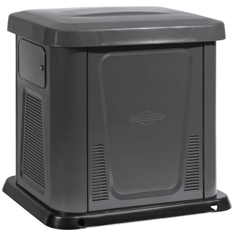 briggs stratton 12kw air cooled standby home generator