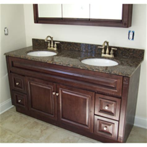 Heritage Cherry Vanities   RTA Kitchen Cabinets & Bathroom
