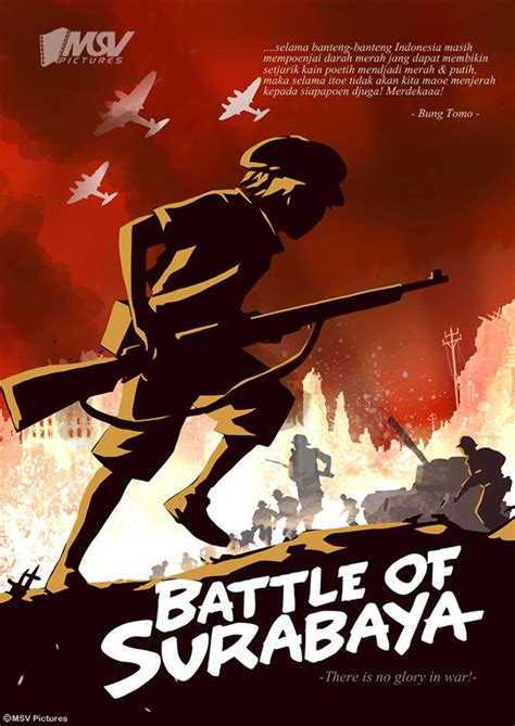 film perjuangan jendral sudirman battle of surabaya 2015 the moviegoer s blog