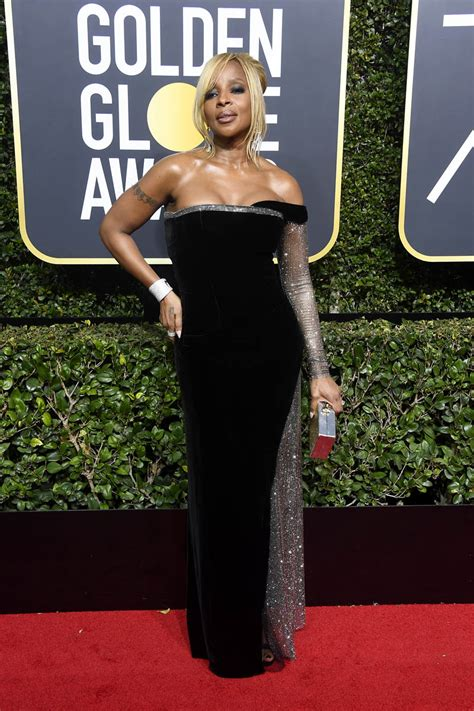 Globes Winners by J Blige Noticeably Absent From 2018 Golden Globes