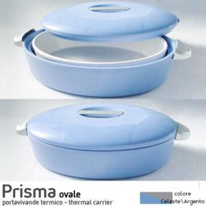 contenitore termico per alimenti contenitore termico ovale per alimenti con pirofila in